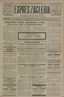 Expres Zagłębia : jedyny organ demokratyczny niezależny woj. kieleckiego. R.6, nr 242 (6 września 1931)