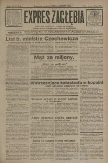 Expres Zagłębia : jedyny organ demokratyczny niezależny woj. kieleckiego. R.6, nr 319 (22 listopada 1931)