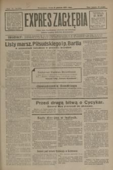 Expres Zagłębia : jedyny organ demokratyczny niezależny woj. kieleckiego. R.6, nr 329 (2 grudnia 1931)