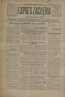 Expres Zagłębia : jedyny organ demokratyczny niezależny woj. kieleckiego. R.7, nr 1 (1 stycznia 1932)