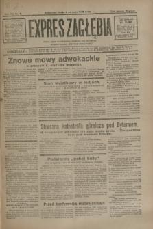 Expres Zagłębia : jedyny organ demokratyczny niezależny woj. kieleckiego. R.7, nr 6 (6 stycznia 1932)