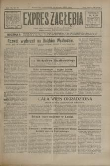 Expres Zagłębia : jedyny organ demokratyczny niezależny woj. kieleckiego. R.7, nr 17 (18 stycznia 1932)
