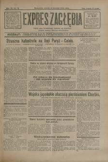 Expres Zagłębia : jedyny organ demokratyczny niezależny woj. kieleckiego. R.7, nr 18 (19 stycznia 1932)