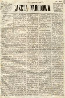 Gazeta Narodowa. 1874, nr123