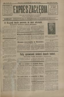 Expres Zagłębia : jedyny organ demokratyczny niezależny woj. kieleckiego. R.7, nr 24 (25 stycznia 1932)