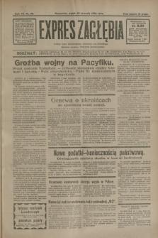 Expres Zagłębia : jedyny organ demokratyczny niezależny woj. kieleckiego. R.7, nr 28 (29 stycznia 1932)