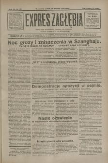 Expres Zagłębia : jedyny organ demokratyczny niezależny woj. kieleckiego. R.7, nr 29 (30 stycznia 1932)