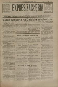 Expres Zagłębia : jedyny organ demokratyczny niezależny woj. kieleckiego. R.7, nr 31 (1 lutego 1932)