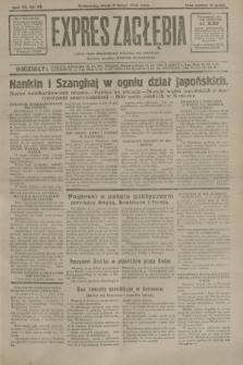 Expres Zagłębia : jedyny organ demokratyczny niezależny woj. kieleckiego. R.7, nr 33 (3 lutego 1932)