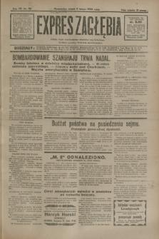 Expres Zagłębia : jedyny organ demokratyczny niezależny woj. kieleckiego. R.7, nr 35 (5 lutego 1932)