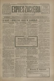 Expres Zagłębia : jedyny organ demokratyczny niezależny woj. kieleckiego. R.7, nr 36 (6 lutego 1932)