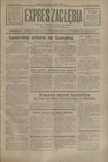 Expres Zagłębia : jedyny organ demokratyczny niezależny woj. kieleckiego. R.7, nr 39 (9 lutego 1932)