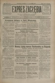 Expres Zagłębia : jedyny organ demokratyczny niezależny woj. kieleckiego. R.7, nr 45 (15 lutego 1932)