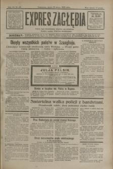 Expres Zagłębia : jedyny organ demokratyczny niezależny woj. kieleckiego. R.7, nr 47 (17 lutego 1932)