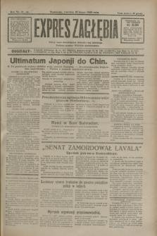 Expres Zagłębia : jedyny organ demokratyczny niezależny woj. kieleckiego. R.7, nr 48 (18 lutego 1932)