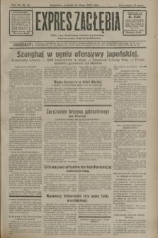 Expres Zagłębia : jedyny organ demokratyczny niezależny woj. kieleckiego. R.7, nr 51 (21 lutego 1932)