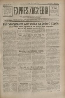 Expres Zagłębia : jedyny organ demokratyczny niezależny woj. kieleckiego. R.7, nr 53 (23 lutego 1932)
