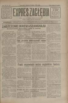 Expres Zagłębia : jedyny organ demokratyczny niezależny woj. kieleckiego. R.7, nr 57 (27 lutego 1932)