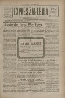 Expres Zagłębia : jedyny organ demokratyczny niezależny woj. kieleckiego. R.7, nr 63 (4 marca 1932)
