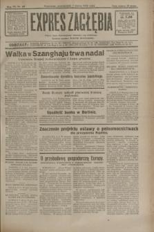 Expres Zagłębia : jedyny organ demokratyczny niezależny woj. kieleckiego. R.7, nr 66 (7 marca 1932)