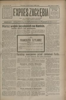 Expres Zagłębia : jedyny organ demokratyczny niezależny woj. kieleckiego. R.7, nr 68 (9 marca 1932)