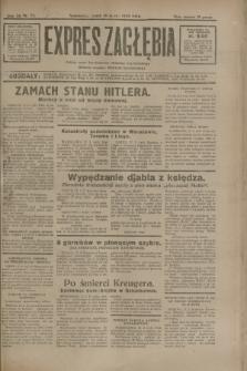 Expres Zagłębia : jedyny organ demokratyczny niezależny woj. kieleckiego. R.7, nr 77 (18 marca 1932)