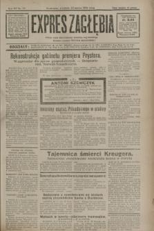 Expres Zagłębia : jedyny organ demokratyczny niezależny woj. kieleckiego. R.7, nr 79 (21 marca 1932)