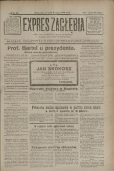 Expres Zagłębia : jedyny organ demokratyczny niezależny woj. kieleckiego. R.7, nr 88 (31 marca 1932)