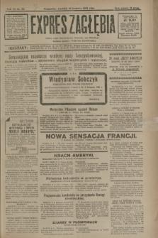 Expres Zagłębia : jedyny organ demokratyczny niezależny woj. kieleckiego. R.7, nr 98 (10 kwietnia 1932)