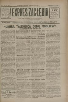 Expres Zagłębia : jedyny organ demokratyczny niezależny woj. kieleckiego. R.7, nr 104 (16 kwietnia 1932)