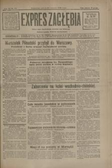 Expres Zagłębia : jedyny organ demokratyczny niezależny woj. kieleckiego. R.7, nr 111 (23 kwietnia 1932)