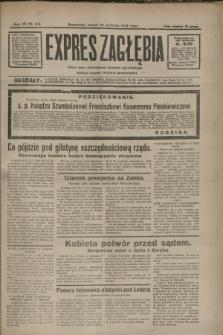 Expres Zagłębia : jedyny organ demokratyczny niezależny woj. kieleckiego. R.7, nr 114 (26 kwietnia 1932)
