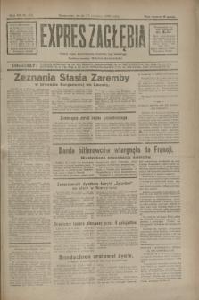 Expres Zagłębia : jedyny organ demokratyczny niezależny woj. kieleckiego. R.7, nr 115 (27 kwietnia 1932)