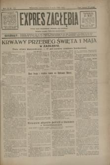 Expres Zagłębia : jedyny organ demokratyczny niezależny woj. kieleckiego. R.7, nr 120 (2 maja 1932)