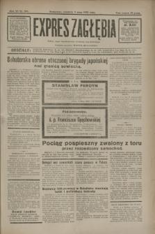 Expres Zagłębia : jedyny organ demokratyczny niezależny woj. kieleckiego. R.7, nr 123 (5 maja 1932)
