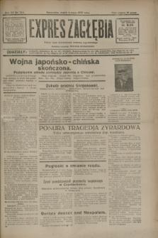Expres Zagłębia : jedyny organ demokratyczny niezależny woj. kieleckiego. R.7, nr 124 (6 maja 1932)