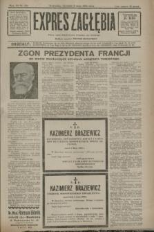 Expres Zagłębia : jedyny organ demokratyczny niezależny woj. kieleckiego. R.7, nr 126 (8 maja 1932)