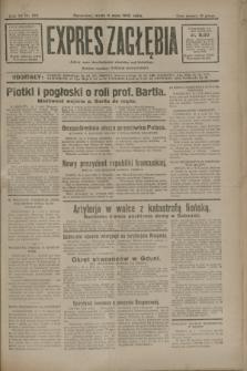 Expres Zagłębia : jedyny organ demokratyczny niezależny woj. kieleckiego. R.7, nr 129 (11 maja 1932)