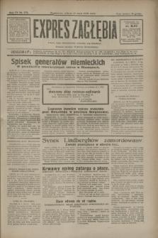 Expres Zagłębia : jedyny organ demokratyczny niezależny woj. kieleckiego. R.7, nr 132 (14 maja 1932)