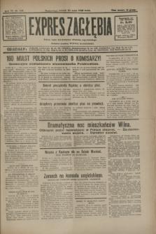 Expres Zagłębia : jedyny organ demokratyczny niezależny woj. kieleckiego. R.7, nr 141 (24 maja 1932)