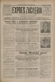 Expres Zagłębia : jedyny organ demokratyczny niezależny woj. kieleckiego. R.7, nr 143 (26 maja 1932)