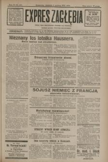 Expres Zagłębia : jedyny organ demokratyczny niezależny woj. kieleckiego. R.7, nr 153 (5 czerwca 1932)