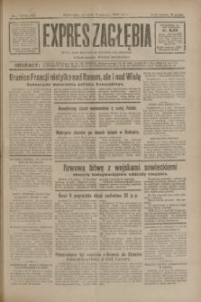 Expres Zagłębia : jedyny organ demokratyczny niezależny woj. kieleckiego. R.7, nr 157 (9 czerwca 1932)