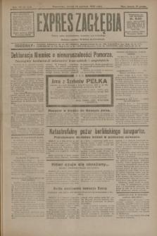 Expres Zagłębia : jedyny organ demokratyczny niezależny woj. kieleckiego. R.7, nr 162 (14 czerwca 1932)