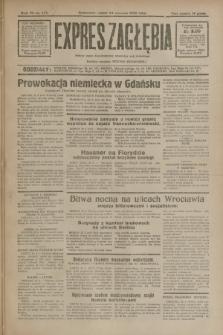 Expres Zagłębia : jedyny organ demokratyczny niezależny woj. kieleckiego. R.7, nr 172 (24 czerwca 1932)