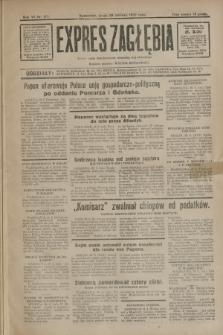 Expres Zagłębia : jedyny organ demokratyczny niezależny woj. kieleckiego. R.7, nr 177 (29 czerwca 1932)