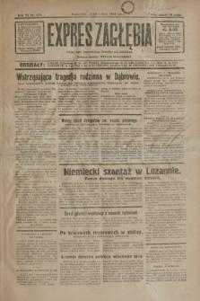Expres Zagłębia : jedyny organ demokratyczny niezależny woj. kieleckiego. R.7, nr 179 (1 lipca 1932)