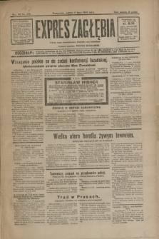 Expres Zagłębia : jedyny organ demokratyczny niezależny woj. kieleckiego. R.7, nr 180 (2 lipca 1932)