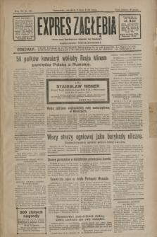 Expres Zagłębia : jedyny organ demokratyczny niezależny woj. kieleckiego. R.7, nr 181 (3 lipca 1932)