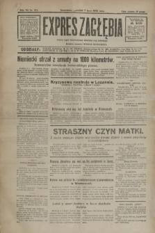 Expres Zagłębia : jedyny organ demokratyczny niezależny woj. kieleckiego. R.7, nr 185 (7 lipca 1932)